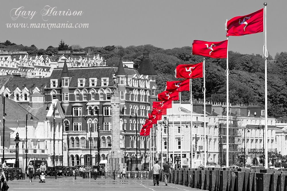 Manx-Flags